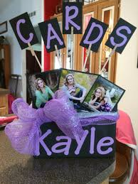 Graduation Table Decorations To Make by Graduation Card Box Diy Graduation Ideas Pinterest