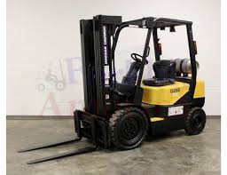 100 Truck Rental Portland Oregon Rent Special Machine Daewoo FORKLIFT G25E3 In OR USA 45016