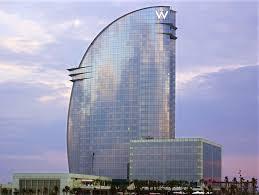 100 W Hotel In Barcelona Spain Ricardo Bofill MIMOA