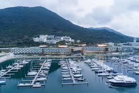 100 Mountain Design Group Gallery Of Longcheer Yacht Club ZHUBO 7
