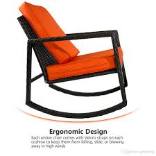 2019 SONYI Patio Wicker Rocking Armed Outdoor Garden Lounge Ottoman Modern  All Weather Converstation Outdoor Garden Furniture Sets Cushion Orange From  ... Inoutdoor Patio Porch Walnut Resin Wicker Rocking Chair Incredible Pvc And P V C Pipe Project Pearson Pair Of Outdoor Chairs Cushioned Rattan Rocker Armchair Glider Lounge Fniture With Cushion Grey The Portside Plantation All Weather Tortuga Details About 2pc Folding Set Garden Mesh Chaise F7g5 Yardeen 2 Pcs Deck Sea Pines Muriel 3pc White Front Mainstays Cheap Find Deals On Line At