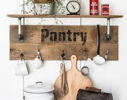 Kitchen Rustic Home Decor Ideas