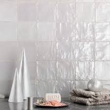 montauk fog 4x4 ceramic wall tile wall tilebar