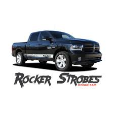 Dodge Ram ROCKER STROBES Lower Door Rocker Panel Body Stripes Vinyl ... New Chrysler Dodge Jeep Ram Models In Jasper Al Motworld Our Favorite Truck Models Dave Sinclair Ram Vaughn List 2017 Charger Official Site Muscle Cars Sports Gets To Work With Debut Of 2019 1500 Tradesman 2018 Vs Ford F150 Steve Landers 2014 Specs And Prices Limededition Orange Black 2015 Trucks Coming Shelbys Two Trucks Among Collection Going Up For Auction Monsters Table Top Fun Pinterest