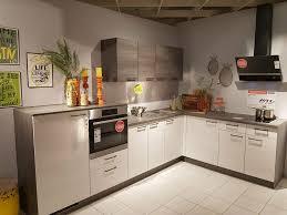 möbel biller küche plan eiche weiß grau 4508