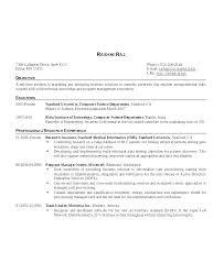 Resume Sample For Software Engineer Samples Engineering Experienced