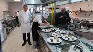 equipe de cuisine à reims onze équipes en lice dans le concours international mille