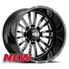 Weld XT Vektor Black Milled Contrast Cut