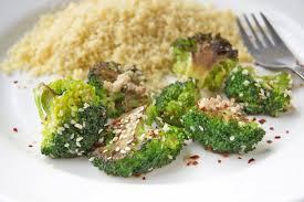 gebratener sesam brokkoli