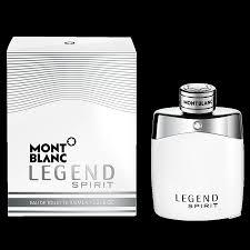 parfum mont blanc legend spirit eau de toilette 100 ml