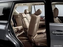 Luxury Suv With Second Row Captain Chairs by 2018 Lexus Gx Luxury Suv Comfort U0026 Design Lexus Com