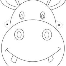Best Photos Of Printable Animal Mask Templates
