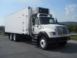 100 Central Refrigerated Trucks INTERNATIONAL REEFER TRUCKS FOR SALE