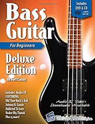 Bass Guitar Primer Book For Beginners