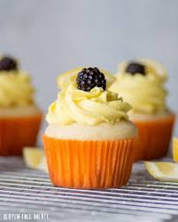 You Are Going To Love This Simple From Scratch Gluten Free Lemon Cupcake