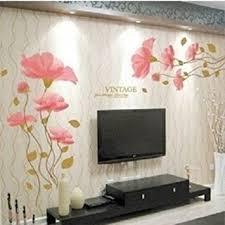 DIY Removable Wall Art Decal Lotus Flower Home Room Decor Vinyl