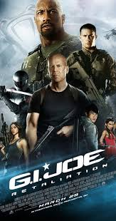 GI Joe Retaliation 2013