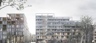 100 Apartment Architecture Design The Skys The Limit As Architects Design UN17 Ecovillage In