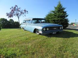 100 1960 Chevy Truck Brookwood Wagon Trick N Rod