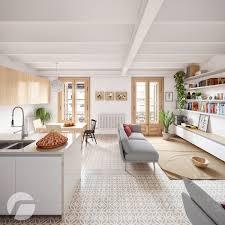 Wonderful Contemporary Home Interior Adorable Design For Small Homes