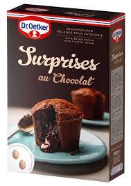 dr oetker backmischung surprises au chocolat