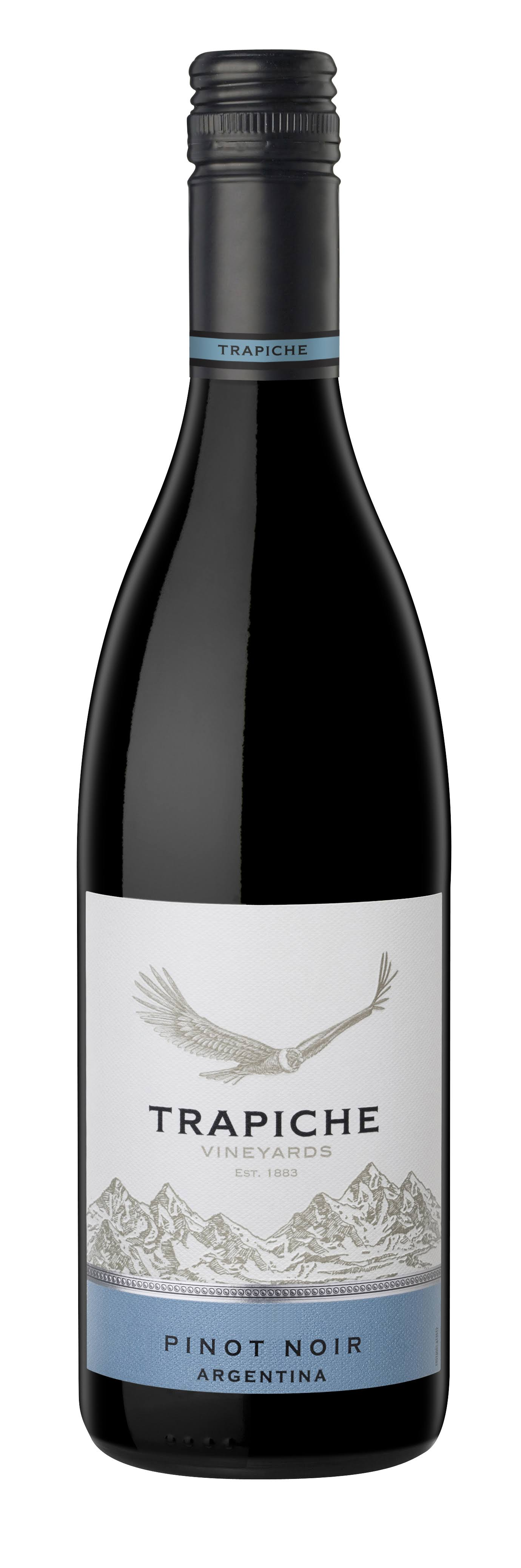 Trapiche Pinot Noir, Mendoza (Vintage Varies) - 750 ml bottle