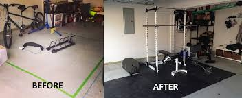 Fine Garage Workout Room Ideas Awesome Gym Uk Collections Design Modern Home For T
