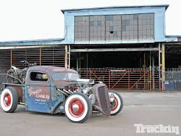 1941 Ford Pickup Rat Rod - Truckin Magazine