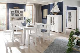 wohnzimmer esszimmer möbel lyon massivholz weiß skanmøbler
