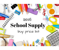 2016 back to price list supplies guide southern savers