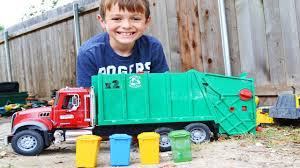 Garbage Truck Videos For Children L Backyard Garbage Pick Up Bruder ... Garbage Truck Wash Car Youtube Trucks Youtube Videos Blue Dumping Dumpster Police Mixer For Children Coche Color Learning For Kids Video Dump Toy Tonka Picking Up Trash L Rule Bruder Ambulance Toy Bruder Children The Song By Blippi Songs