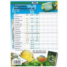 ph aquarium eau douce jbl combiset plus fe mallette de tests pour analyse du ph fer kh