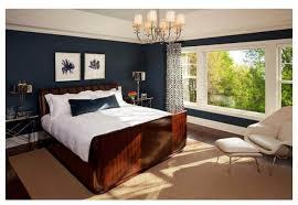 chambre bleu nuit 12 idées pour une décoration de chambre en bleu marine bricobistro