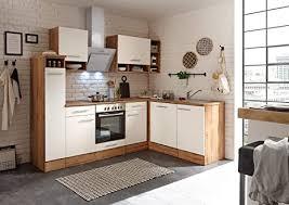 respekta winkelküche küchenzeile küche l form küche