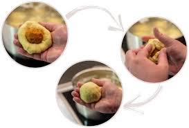 grammelknö mit veltlinerkraut aus kitchen impossible