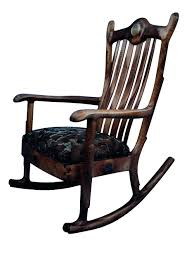 Custom Rocking Chair Model S 1 Chairs Plans – Jennv