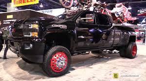 100 Custom Truck Las Vegas 2017 Chevrolet Silverado 2500 Exterior Walkaround