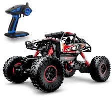 100 Rc Truck 4x4 Monster Radio Electric RC Remote Control 116 Cars Boys