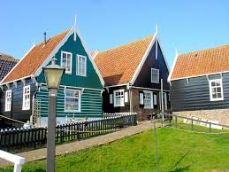 100 Small Beautiful Houses Netherlands Marken Village Home The Netherlands