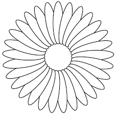 Flower Coloring Pattern 297 Best Pages Images On Pinterest