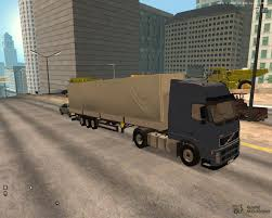 Pak Truckers No. 4 For GTA San Andreas