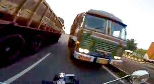 WATCH: Royal Enfield Rider Saved Just Inches Away From A Truck ... Are You A Truck Driver What To Know Before Ending Up In An Accident Fedex Truck Driver Deemed Responsible For Crash That Killed 10 Uerstanding Distracted Driving Ernst Law Group Amberson Personal Injury Commercial Accidents Romian Died Car Accident On The D2 Motorway Near Update Charged Suffolk School Bus Crash Expert Fairbanks Crashes Into Semi Police Locate Fatal Bike Boston Herald Palm Springs Arrested Georgia Causing Youtube Determing Whos At Fault For Trucking Vs