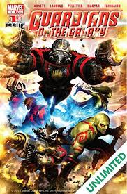 Guardians Of The Galaxy 2008 2010 1