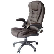HomCom Executive Ergonomic Heated Vibrating Massage Office Chair- Brown Dke Fair Mid Back Office Chair Manufacturer From Huzhou Fulham Hour High Back Ergonomic Mesh Office Chair Computor Chairs Facingwalls Adequate Interior Design Sprgerlink Proceed Mid Upholstered Fabric Black Modway Gaming Racing Pu Leather Unlimited Free Shipping Usd Ground Free Hcom Highback Executive Heated Vibrating Massage Modern Elegant Stacking Colorful Ingenious Homall Swivel Style Brown