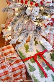 Dillards Christmas Tree Farm by Red Barn Christmas Tablescape Cottage At The Crossroads