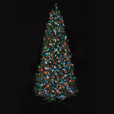 Ebay Christmas Trees 7ft by 1000 Led Multi Action Christmas Treebrights Lights 7ft Tree Timer