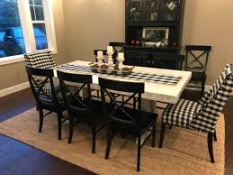 Owen Black & White Buffalo Check Dining Chair With Black Wood Not Your Average Blue And White Ennismore Ding Pinterest Fniture Pier One Ding Chair Covers Chairs Hourglass Flax With Espresso Wood One Room Fniture Pizza Hut Factoria 97 Room 1 Parsons Slipcovers Zach Java Clara Natural Pasan Chair Fuzzy Cover From Imports I Have Always Decorate With Cozy Griffoucom Outdoor Popsugar Home Pier Imports Chairs Cuchillaaltaorg