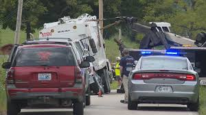 100 Garbage Truck Accident Coroner Identifies Garbage Truck Driver Killed In Powell County Accident