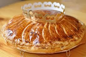 galette des rois traditioneller kuchen zum dreikönigsfest