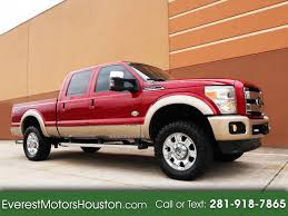100 Used Diesel Trucks For Sale In Texas 2013 D F250 SD King Ranch Crew Cab Short Bed 4WD